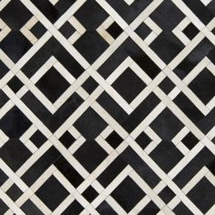 Handmade Greg Animal Pattern Leather Rug (5' x 8') - Free Shipping Today - Overstock.com - 16993129 - Mobile