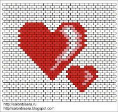 1000+ images about peyote on Pinterest | Peyote Stitch, Brick ...