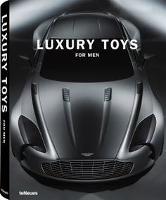 Luxury Toys for Men  Many women love cars just as much as men but by the looks of this ad, luxury toys like this car can only be for men.