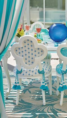 Good enough to eat: Set the stage for the prettiest party ever. Click for our tips!    Frontgate Blog