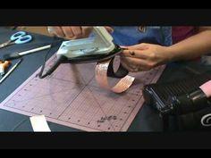 Creating DIY Bangle Bracelets with GlueFoil from Streuter