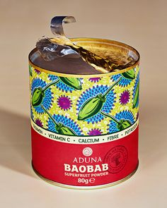 The prettiest way to get your natural multivitamins yet. Aduna baobab fruit pulp supplement