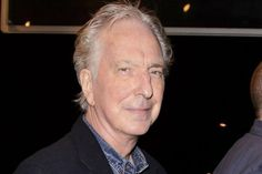 "December 7, 2015 -- Alan Rickman going to the play ""Hangman"" in London. It's thought that this is the last photo of Mr. Rickman out in public."