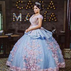 24 Mejores Imágenes De Vestidos De 15 Años Esponjados