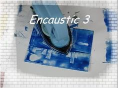 Encaustic Federn - YouTube Encaustic Painting, Chalk Pastels, Illuminated Letters, Wood Engraving, Mixed Media Collage, Linocut Prints, Painting Techniques, Art Tutorials, Alcohol