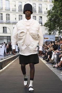 Henrik Vibskov Menswear Spring Summer 2015 Paris - NOWFASHION