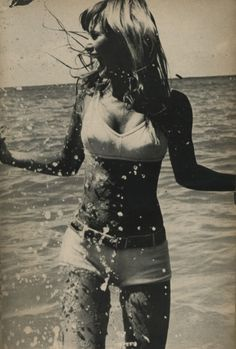 Vogue, UK, 1970 Photo by Norman Parkinson