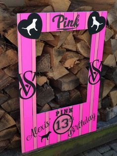 Super Party Themes for Teen Girls Sweet 16 Birthday Pink 49 Ideas Birthday Goals, Pink Birthday, 16th Birthday, Birthday Wishes, Birthday Cakes, Victoria Secret Party, 13th Birthday Party Ideas For Girls, Sleepover Birthday Parties, Birthday Celebration