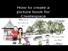 How to create a picture book for Createspace - self publishing Office 2010 for FREE - Bing video
