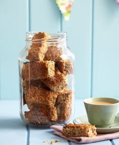 'I love these in the morning on the deck with a cup of coffee,' Bob Skinstad – Sports Broadcaster and former International Rugby captain. Best Dessert Recipes, Fun Desserts, My Recipes, Sweet Recipes, Baking Recipes, Recipies, Oven Recipes, Brunch Recipes, Bread Recipes