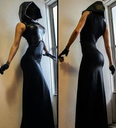 Cosplay idea: silent hill female pyramid head totally inaccurate but it's absolutely stunning nonetheless Female Grim Reaper, Grim Reaper Costume, Halloween Cosplay, Halloween Costumes, Halloween Inspo, Halloween 2017, Halloween Makeup, Sharon Ehman, Comic Con Costumes