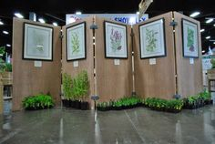 lightweight torsion box composite plywood honeycomb panels used as trade show display panels with edge banding