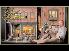 Watch this in-depth interview of Michael Garman, America's Storyteller Sculptor. Storytelling, Places To Go, Interview, American, Buildings, Magic, Youtube, Model, Inspiration