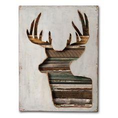 DIY inspired, reindeer