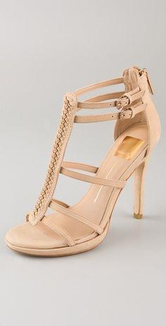 Dolce Vita, Camila T Strap Sandals.