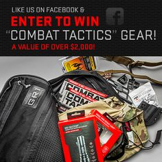 Check out the Combat Tactics Spring Gear Giveaway