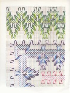 Layette Cross Stitch by Nubia Cortinhas: Vagonite Swedish Embroidery, Towel Embroidery, Types Of Embroidery, Cross Stitch Designs, Cross Stitch Patterns, Cross Stitching, Cross Stitch Embroidery, Swedish Weaving Patterns, Monks Cloth