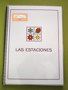 Material para trabajar las estaciones del año adaptado de la idea original localizada en el blog Informática para la Educación Especial ...