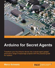 Arduino for Secret Agents on Scribd