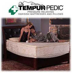 Tempur-Pedic bed