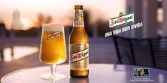 San Miguel Beer International Campaign | We have created and developed the art direction, photography and design of the international outdoor campaign for San Miguel beer. The campaign includes 8 large billboards, buses, metro station, trams, and taxis.