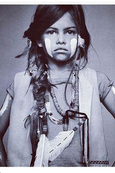 little indian girl ;)