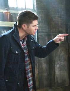 "Dean in 9x10 ""Road Trip"" #Supernatural"