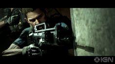 Enter The Darkness - Resident Evil 6