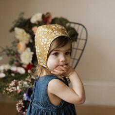 Bonnet -Buttercup via Mini Mocks. Click on the image to see more!