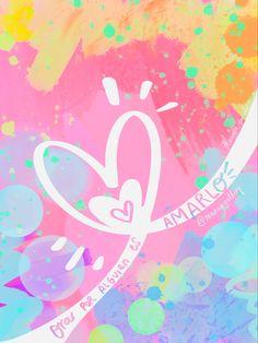 Orar amar mensajes positivo mensaje inspiracion corazon letreros frases Dios Phone Backgrounds, June, Symbols, Peace, Smile, Prints, Art Deco Posters, Positive Messages, Stall Signs