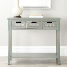 Found it at Wayfair - Autumn Console Table