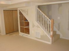 Under Stairs Storage Closets Design, Pictures, Remodel, Decor and Ideas - page 3