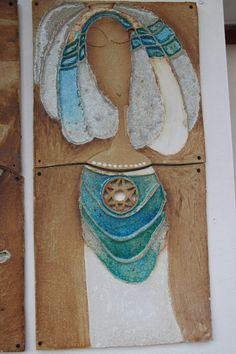 Kachle – zuzana-strakova – album na Rajčeti Ceramic Wall Art, Modern Art, Sketches, Pottery, Clay Art, Ceramics, Art, Art Sketches, Sculpting