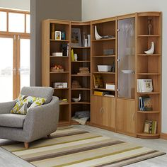 Buy John Lewis Agatha Tall Wide Bookcase, Oak from our Bookcases, Shelving Units & Shelves range at John Lewis & Partners. Buy Furniture Online, Wholesale Furniture, Furniture Deals, Cheap Furniture, Luxury Furniture, Furniture Design, Small Bedroom Furniture, Home Office Furniture, Home Bedroom