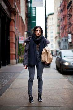 Jen Brill, #Celebrity, #Hipster, #Streetstyle