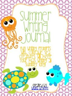 Summer journal :)