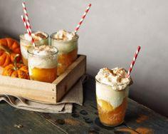 Pumpkin Beer floats
