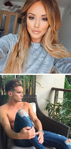 Woah. Things just got *really* ugly between Geordie Shore's Charlotte Crosby and Gaz Beadle on Twitter...