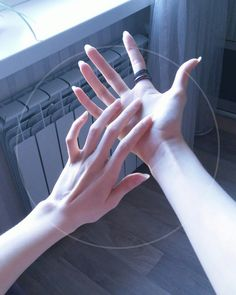 Ever notice how much your hands talk when you talk...