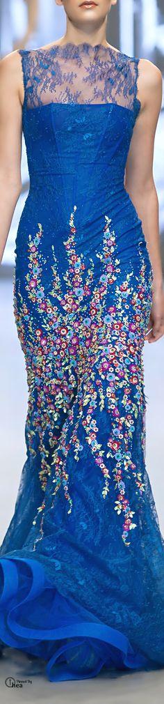 Ezra Couture Spring-summer 2014