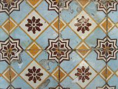 Carreaux rétro (vintage tile) #Coverings25
