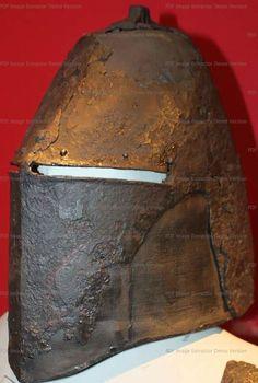 Great Helm, Schweizerisches Nationalmuseum, Zurich  1350-1380 German ref_arm_1490_001