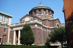 NYC - Columbia University: St. Paul's Chapel