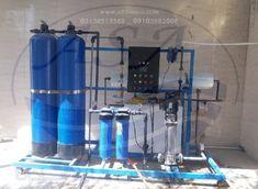 سیستم تصفیه آب مزرعه تولید قارچ به منظور تامین آب شیرین مورد نیاز مزرعه تولید قارچ، این سیستم تصفیه با ظرفیت ۵۰ مترمکعب در روز تولید آب شیرین در منطقه شرق اصفهان طراحی، ساخته و راه اندازی گردید.