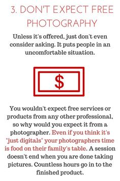 #10 ways to respect your photographer (3)