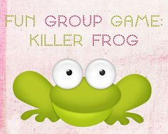 "Killer Frog- I love this game. It's fun, easy to learn and not too rowdy…Everyone sits in a circle. One person is chosen to be the ""detective"" and goes to a place where he or she cannot…"