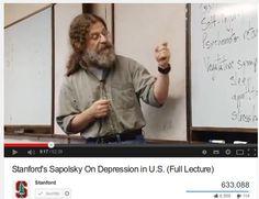 La Depressione Maggiore / Depression in U.S.