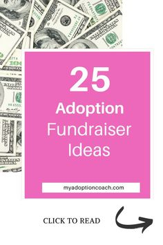 The cost to adopt a baby can range from $5,000 - $40,000 depending on the adoption option that you choose. Paying for an adoption can feel overwhelming, this article contains 25 Adoption Fundraiser Ideas to help the adoption process to be less overwhelming. Private Adoption, Open Adoption, Foster Care Adoption, Foster To Adopt, Gentle Parenting, Parenting Hacks, T Shirt Fundraiser, Adoption Options, Foster Care System