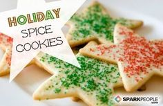12 Days of Holiday Cookies | SparkPeople