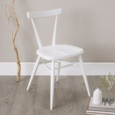 Ercol Stacking Chair - Ercol Furniture | The White Company